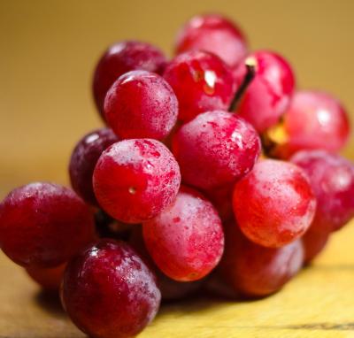 Purple Seedless Grapes