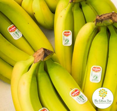 Bananas in Cincinnati