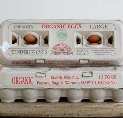 Amish Natural Eggs