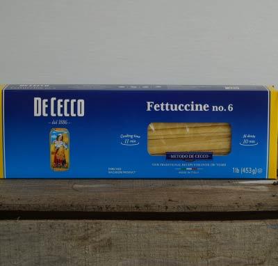 De Cecco Fettuccine