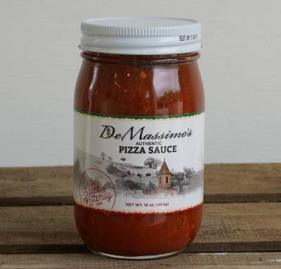 De Massimo's pizza sauce