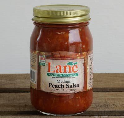 Lane Peach Salsa