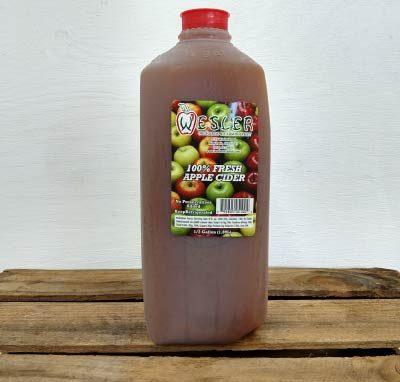 Fresh Apple Cider