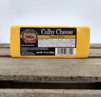 Amish Cheese