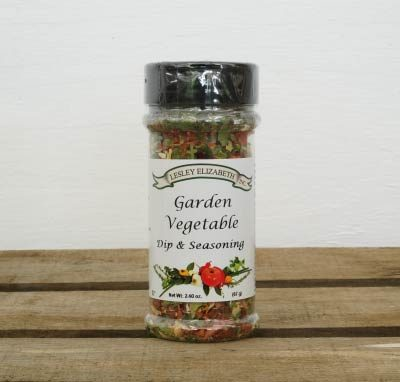 Garden Vegetable Seasoning