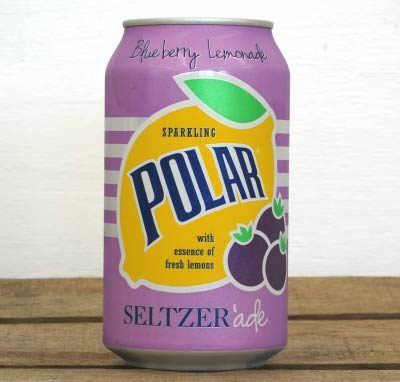 Polar Blueberry Lemonade