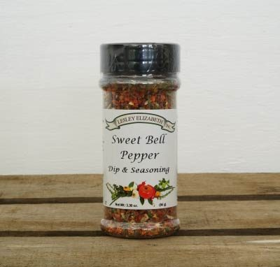 Sweet Bell Pepper Seasoning