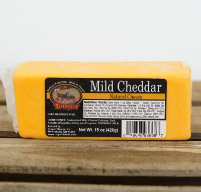Local Amish Cheese