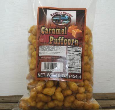 Carmel Puff corn