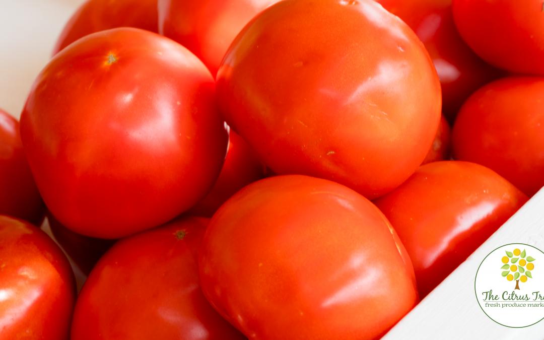 Tomato: Fruit or Vegetable?