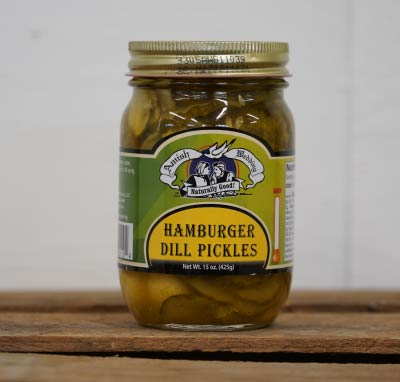 Amish Wedding Sliced Pickles