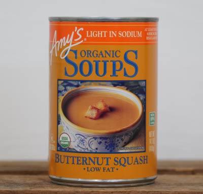 Amy's Butternut Squash