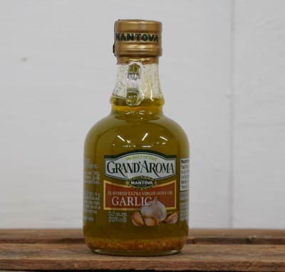 Mantova Garlic Olive Oil