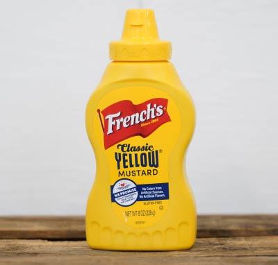 Mustard Frenchs