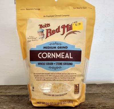 Bob's Red mill Cornmeal